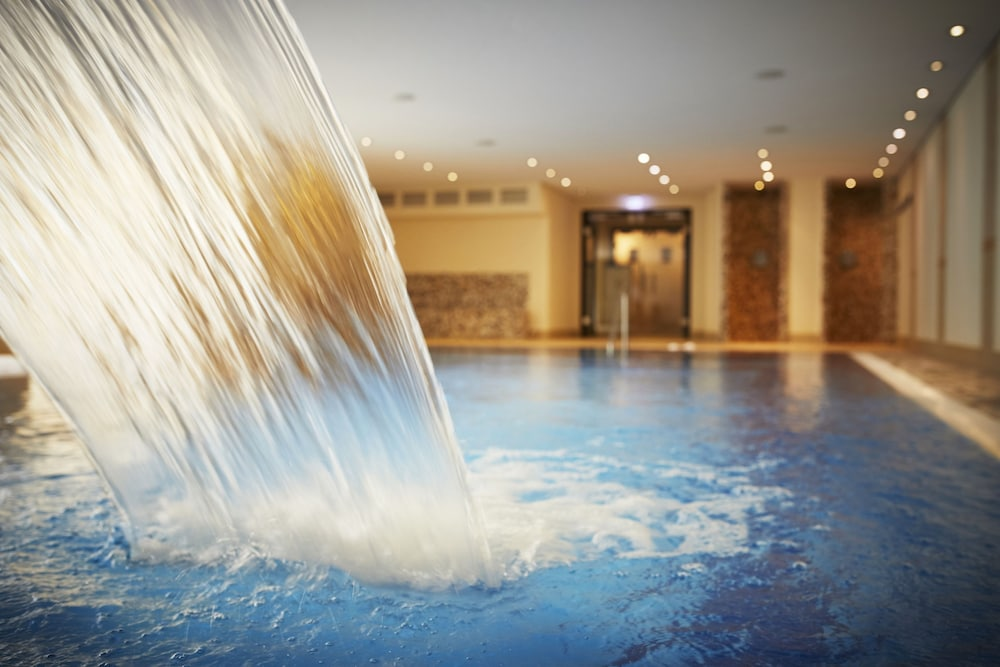 Indoor Pool, AVITAL Resort Winterberg