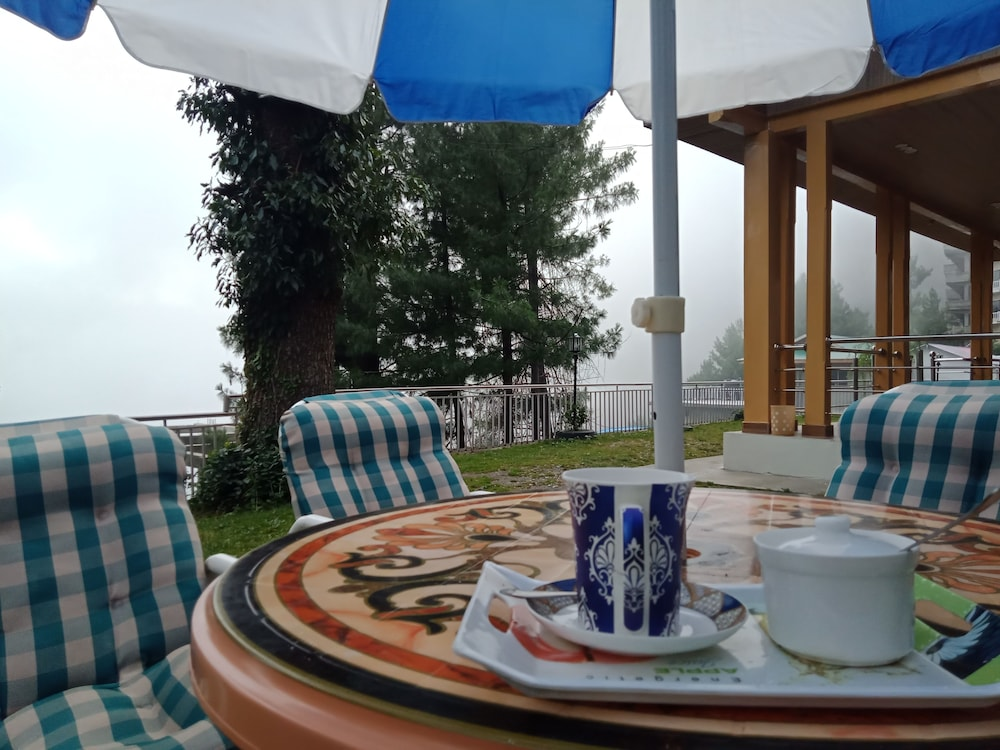Terrace/Patio, Shimla resort and rest house