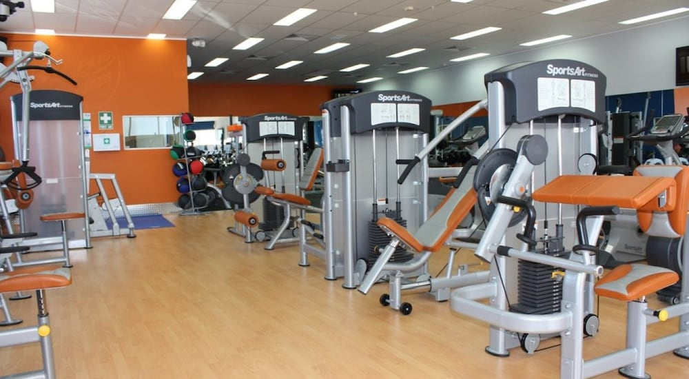 Gym, HOTEL BLUE DIAMOND BOKARO