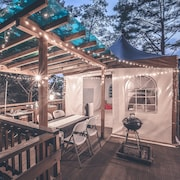 Couplestar in Forest Glamping