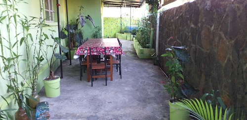 House With 3 Bedrooms in Bonne Terre, With Wonderful Mountain View, Enclosed Garden and Wifi - 16 km From the Beach