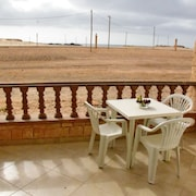 Extra Spacious 80m2 Sea-view Apartment on Cabral Beach