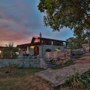 Charming Villa in a Traditional Montenegrin Style