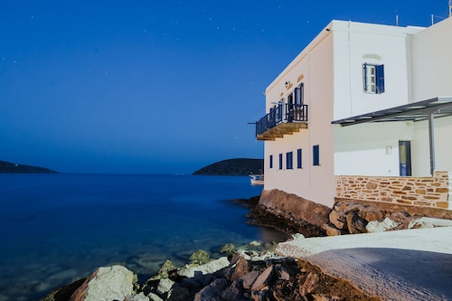 Amorgis Seaside Villa