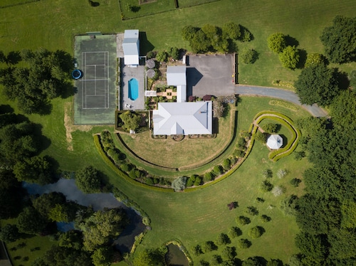 330 Bremner Road · Magnificent Karaka Estate w/Swimming Pool