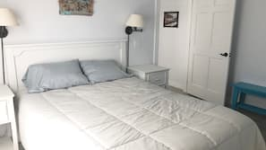 1 Schlafzimmer, WLAN, Bettwäsche