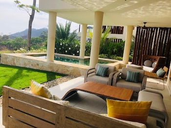 Terraza L2 Fully Equipped Luxury Villa Guacalito De La