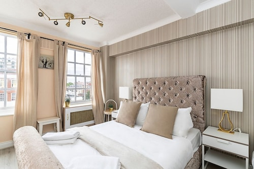 Elegant 3 Bedrooms Apartment Near Hyde Park & Oxford St