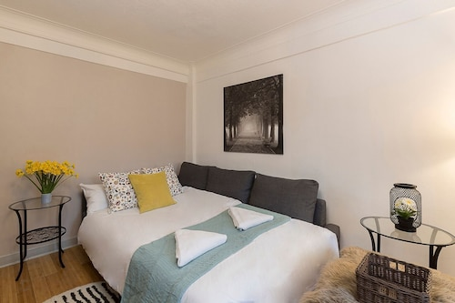 Charming 1 Bedroom Apartment Near Hyde Park & Oxford St