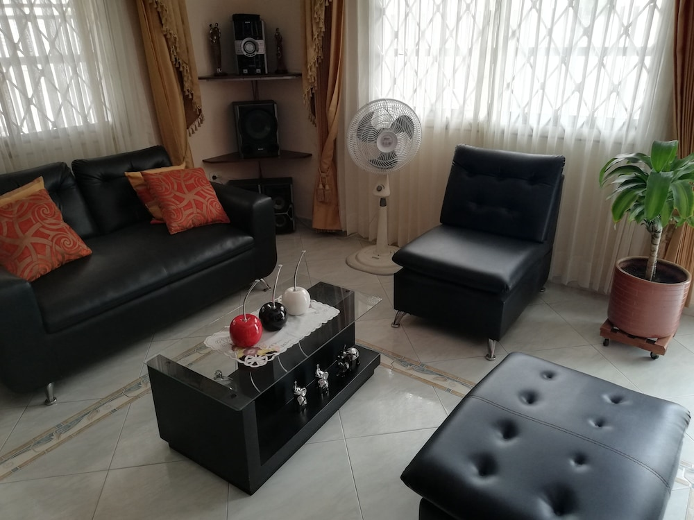 Living Room, Apartment in the Residential Complex Olivenza
