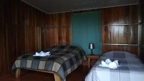 In-room safe, blackout drapes, bed sheets, wheelchair access