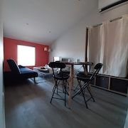 Apartment 103 Renovated!07/2019 !!35 m2 With Terrace