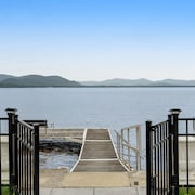 NEW Listing! Lakefront Retreat W/magnificent Lake View - Family dog is Welcome!