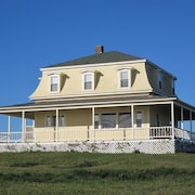 Iconic Block Island Landmark, Macgregor House