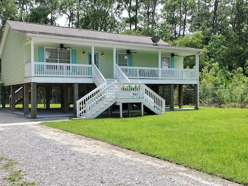 Lime Bay Cottage - Bay St. Louis, MS