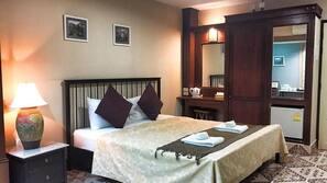 19 Schlafzimmer, kostenloses WLAN, Bettwäsche