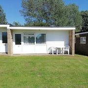 Sunset Holiday Chalets No.137 Florida Holiday Park Hemsby