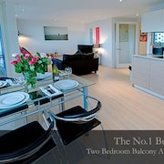 #13 Gunwharf Quays - 2 Bedroom Apartment