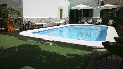 Beautiful House With Pool in the Center of Soller