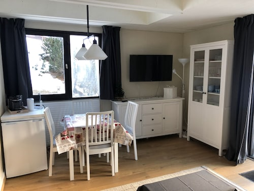 Flaine: Studio for 4 People at the Foot of the Slopes, Totally Renovated in 2018!