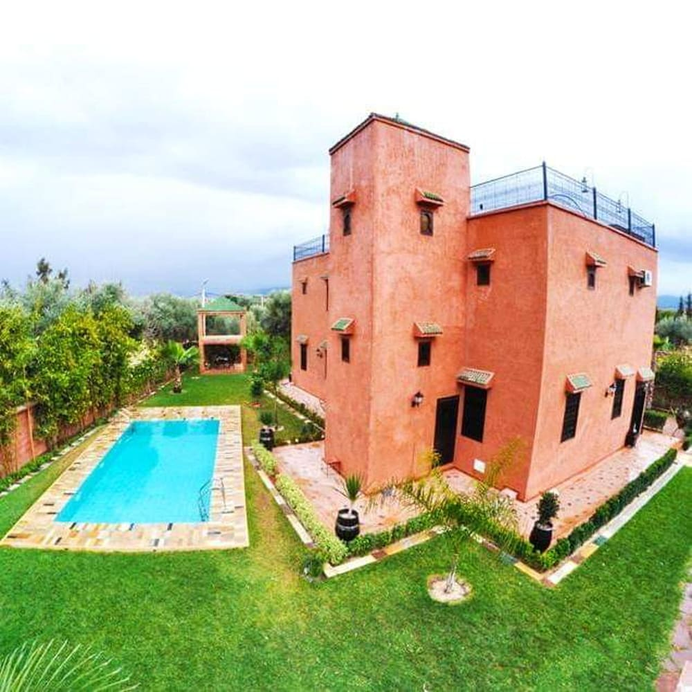 Featured Image, Villa With 3 Bedrooms in Aghmat, With Wonderful Mountain View, Private Pool, Enclosed Garden