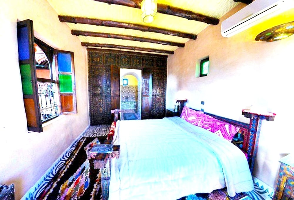 Room, Villa With 3 Bedrooms in Aghmat, With Wonderful Mountain View, Private Pool, Enclosed Garden