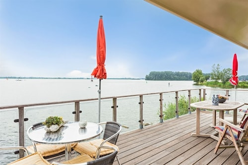 Water Villa, Great Views, Sauna, Near Amsterdam