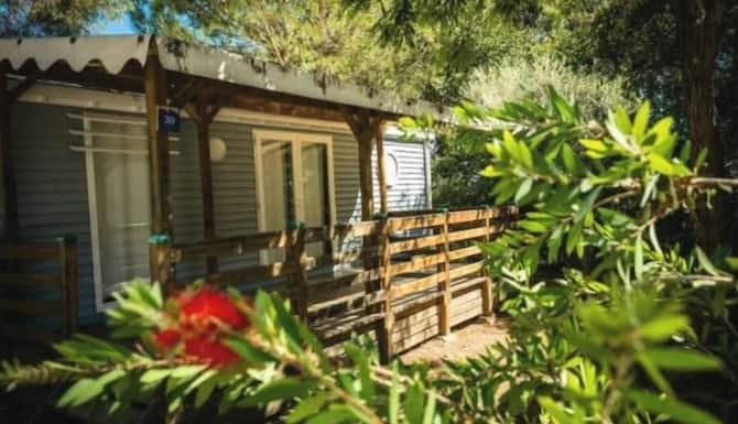 Camping Mas De Mourgues Mobil Home Lavender 3 Rooms 4 6 People 2020 Room Prices Deals Reviews Expedia