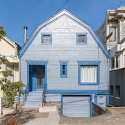 Funky Noe Valley House w/ Parking