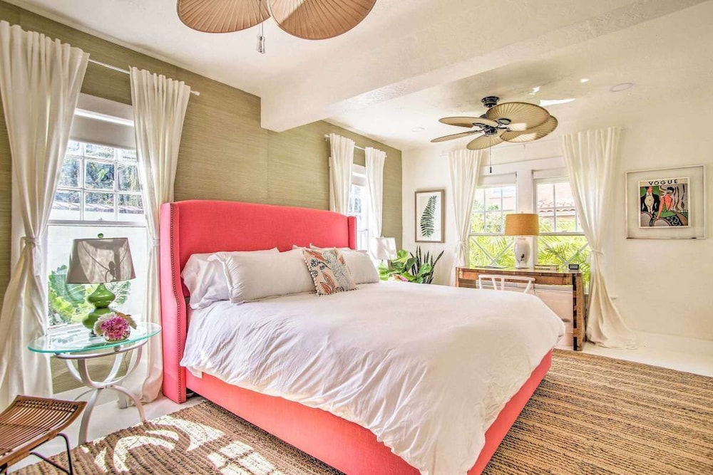 New! Tangerine Dream @ The Citrus Cottage w/ Pool, Fire Pit