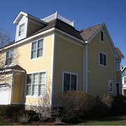 The Yellow House in Bay Harbor! Still Available Summer and Fall Dates