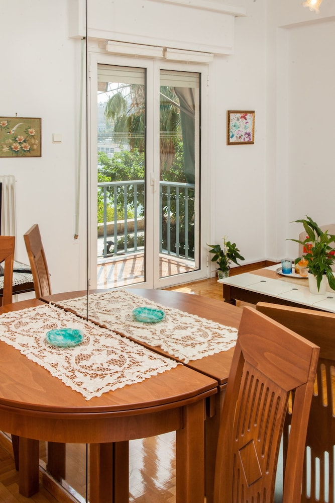 In-Room Dining, Piraeus Stylish Sea View Apartment