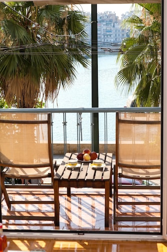Piraeus Stylish Sea View Apartment