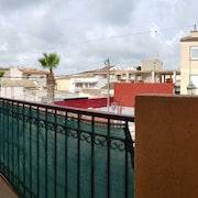 Apartment With 3 Bedrooms in Los Alcázares, With Terrace and Wifi - 300 m From the Beach