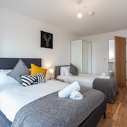 Approved Serviced Apartments Harbour City X1