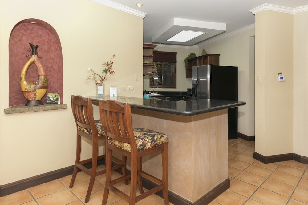 Private Kitchen, Ocean View Luxury Condo Reserva Conchal A12