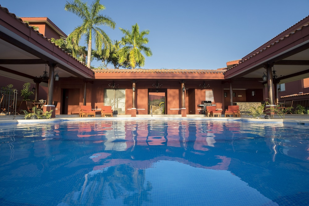 Pool, Ocean View Luxury Condo Reserva Conchal A12