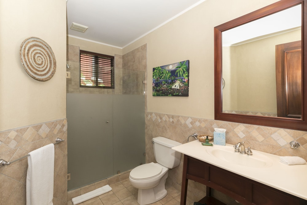Bathroom, Ocean View Luxury Condo Reserva Conchal A12
