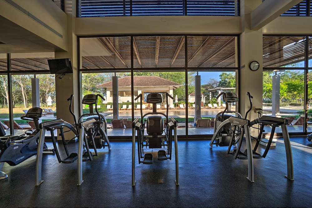 Gym, Ocean View Luxury Condo Reserva Conchal A12