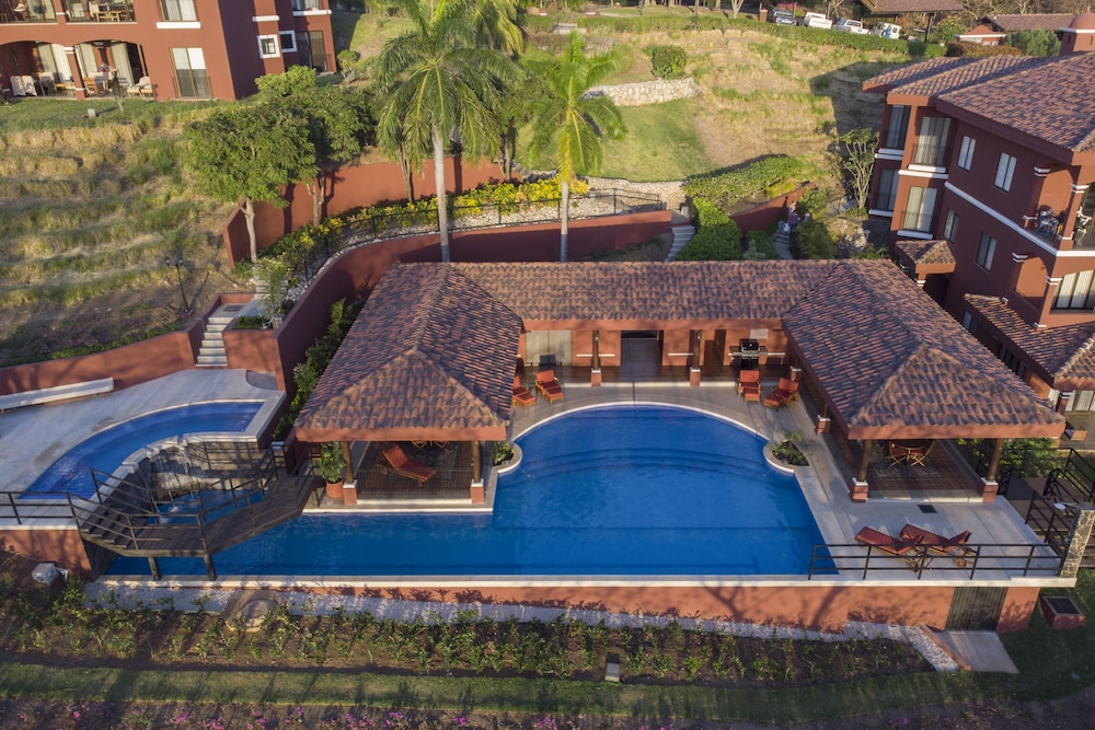 Pool, Ocean View Luxury Condo Reserva Conchal A13
