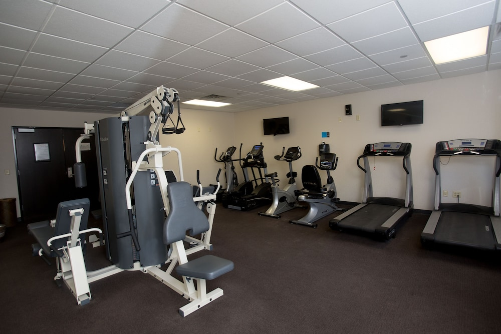 Fitness Facility, The Catfish Bend Inn & Spa