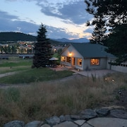 Cozy North Evergreen Cottage - 5 Acres -access Den & Mtns