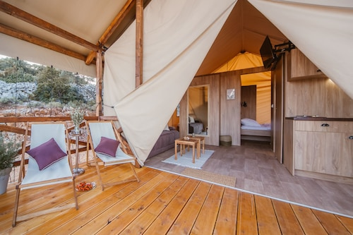 Glamping Tents Trasorka - Campsite