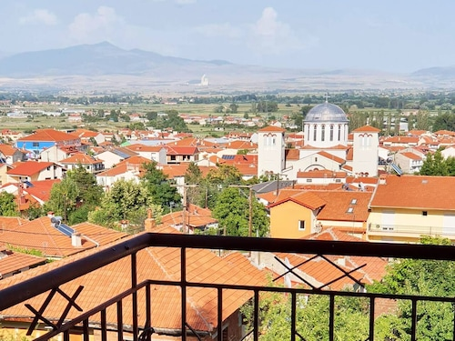 Nice and Cosy Apartment With a Breathtaking View of Florina