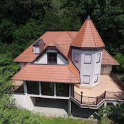 Small Castle in a Suburb of Vienna 300m2