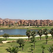 Fabulous Contemporary 2 Bedroom Apartment on the 5 Mar Menor Golf Resort