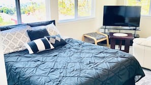 Bügeleisen/Bügelbrett, WLAN, Bettwäsche