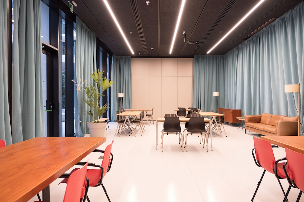 Meeting Facility, Xior Diagonal Besòs Residence Only for students and academic staff at Barcelona schools/universities