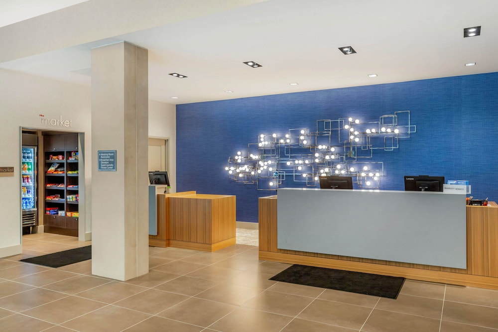 Reception, Residence Inn Providence Downtown