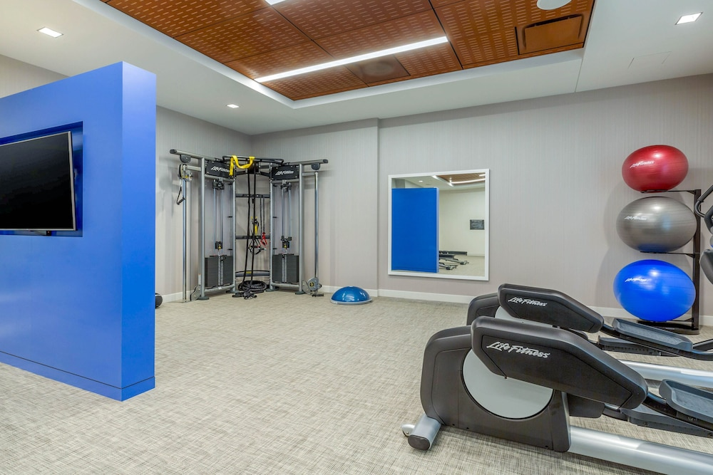 Fitness Facility, Residence Inn Providence Downtown